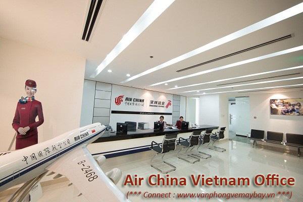 Air China Vietnam Office