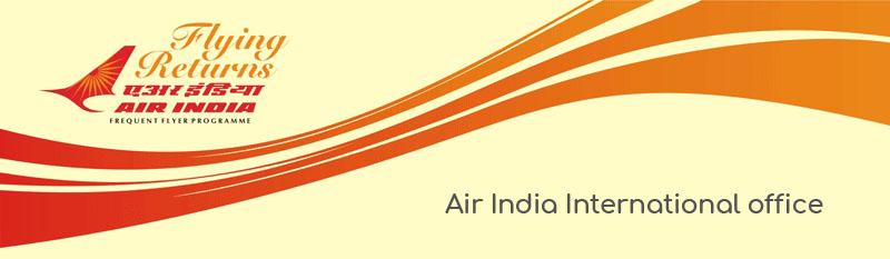Văn phòng đại diện Air India