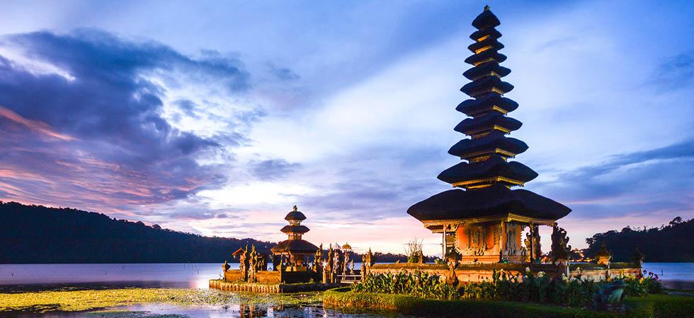 Những địa điểm tham quan nổi tiếng nhất Indonesia