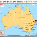 Các sân bay tại Úc