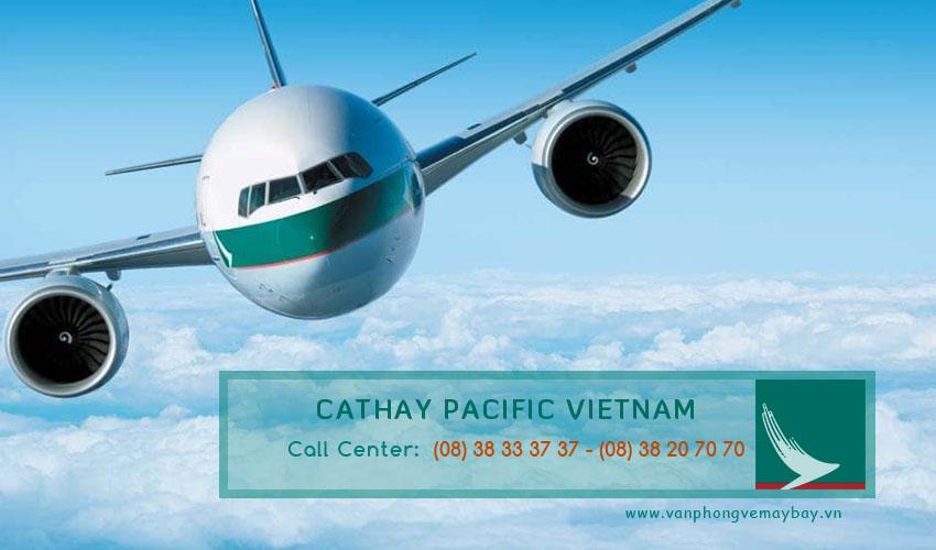 Đại lý Cathay Pacific lớn nhất