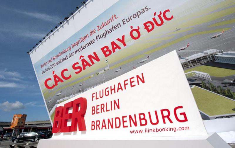 Sân bay ở Đức