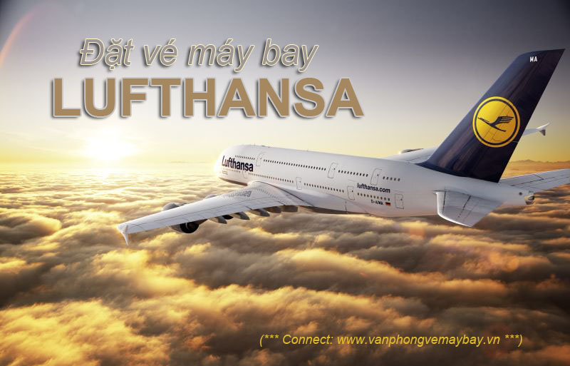 Vé máy bay Lufthansa giá rẻ