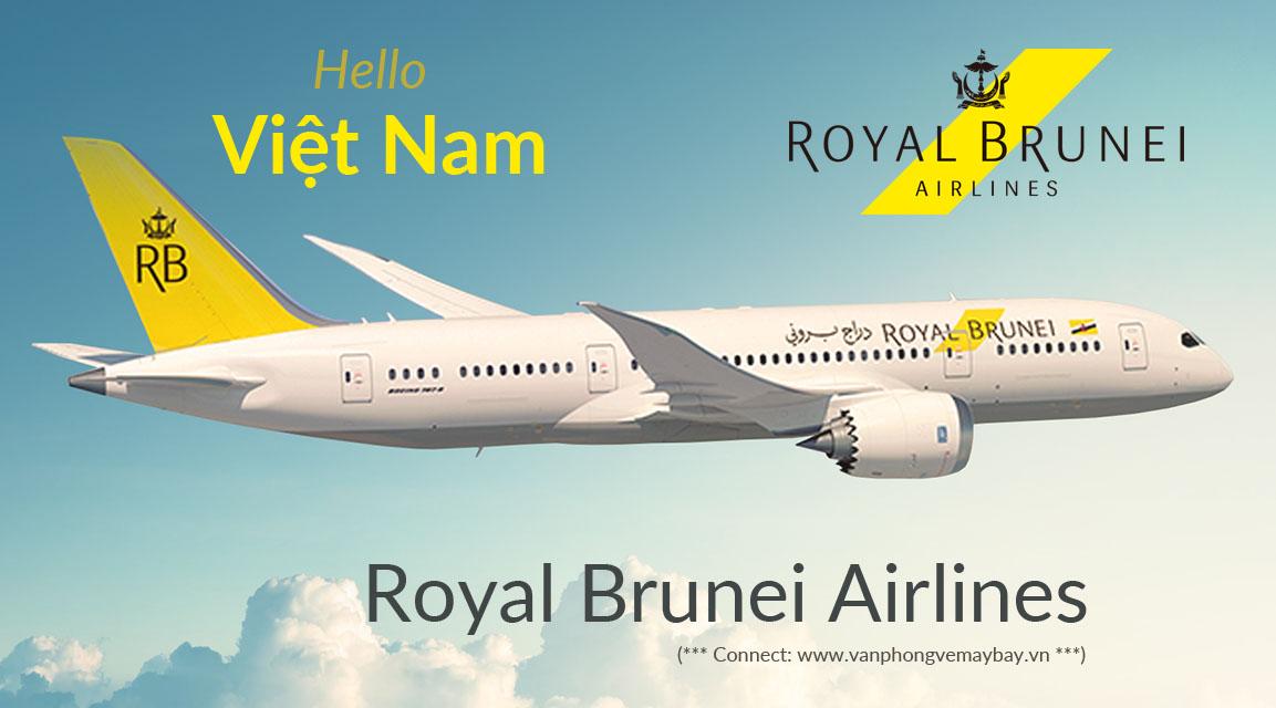 Hãng hàng không Royal Brunei Airlines