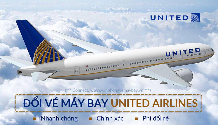 Hoàn đổi vé United Airlines