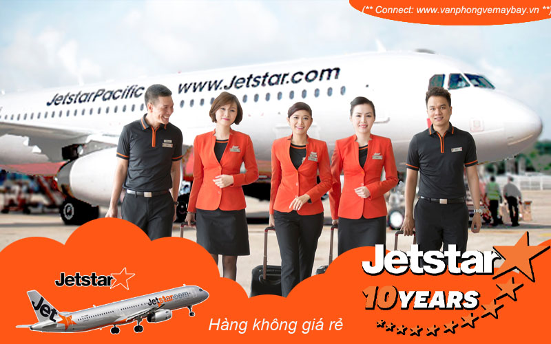 Jetstar Pacific (BL)
