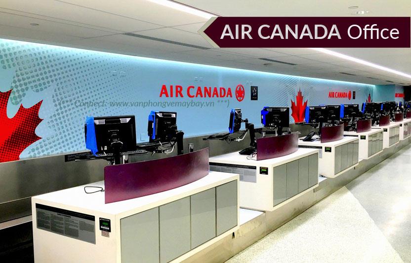 Phòng vé Air Canada