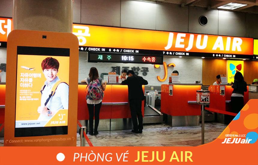 Phòng vé Jeju Air
