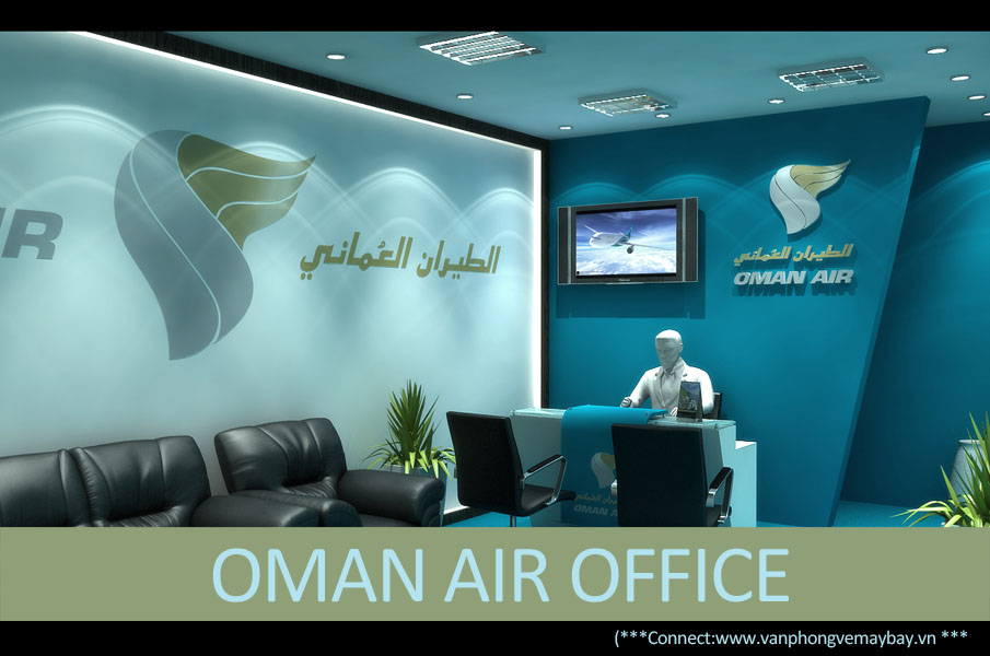 Oman air Vietnam office