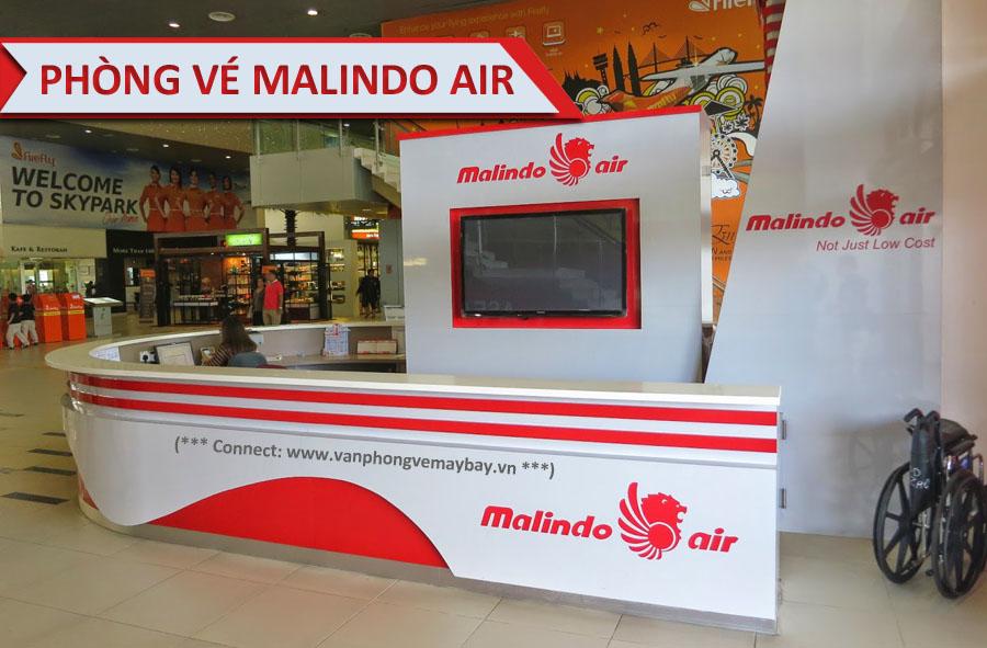 Phòng vé Malindo Air Việt Nam