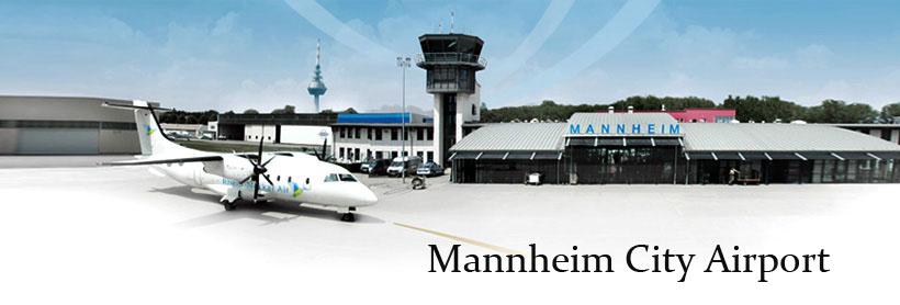 Sân bay Mannheim