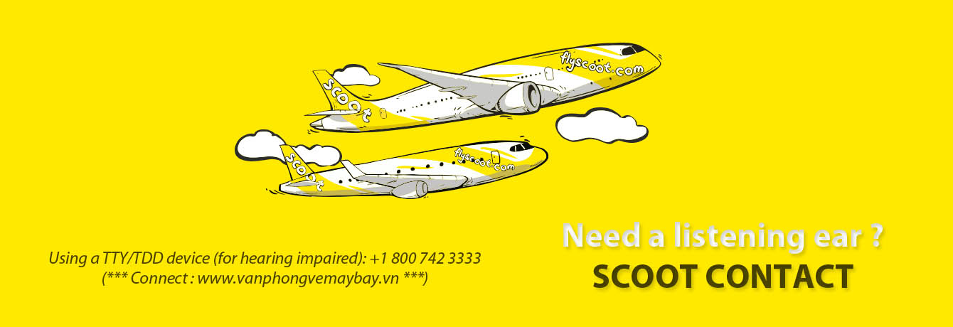 Scoot Contact