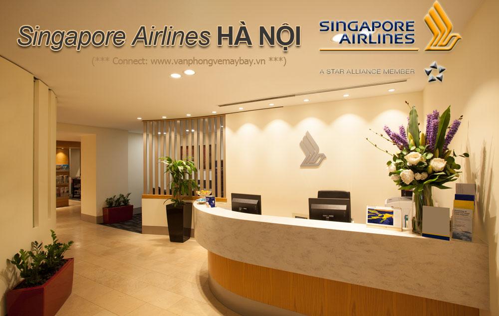 Văn phòng Singapore Airlines tại Hà Nội