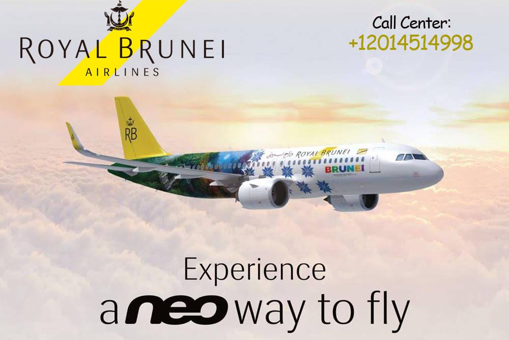 Số điện thoại tổng đài đặt vé Royal Brunei Airlines