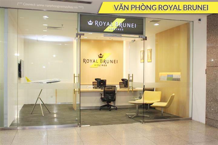 Văn phòng đại diện Royal Brunei Airlines