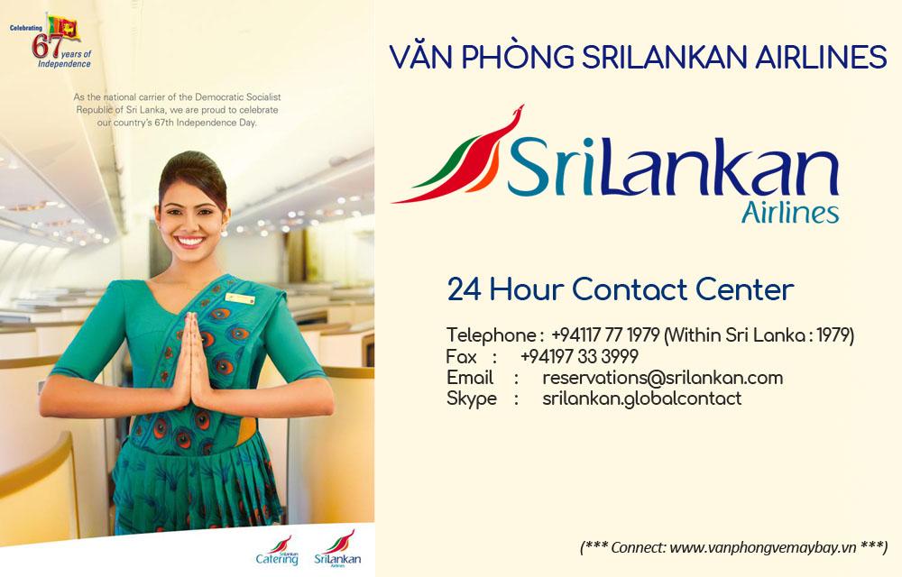 Van phong Srilankan Airlines office