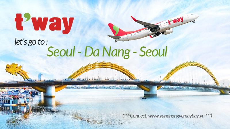 Văn phòng T'way Air tại Đà Nẵng