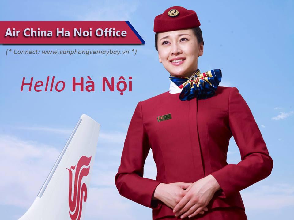 Văn phòng Air China Hà Nội