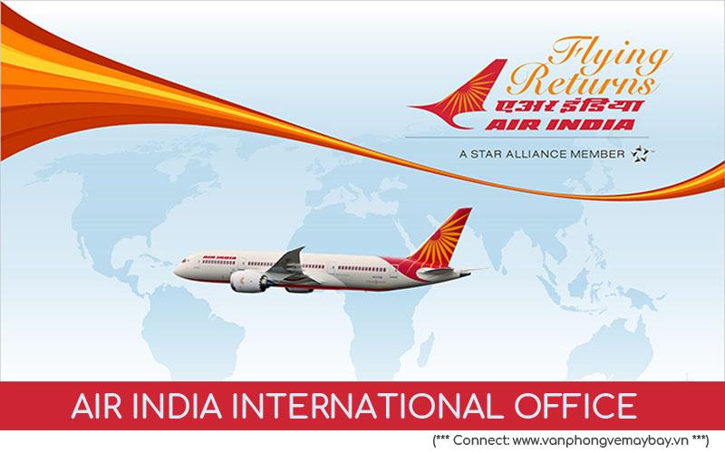 Van phong Air India