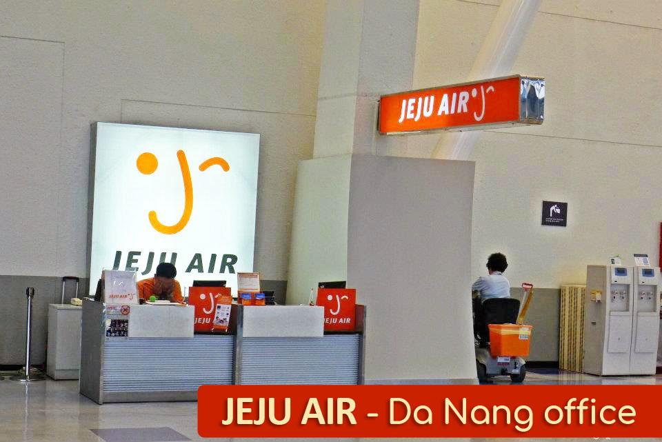 Jeju Air Da Nang office