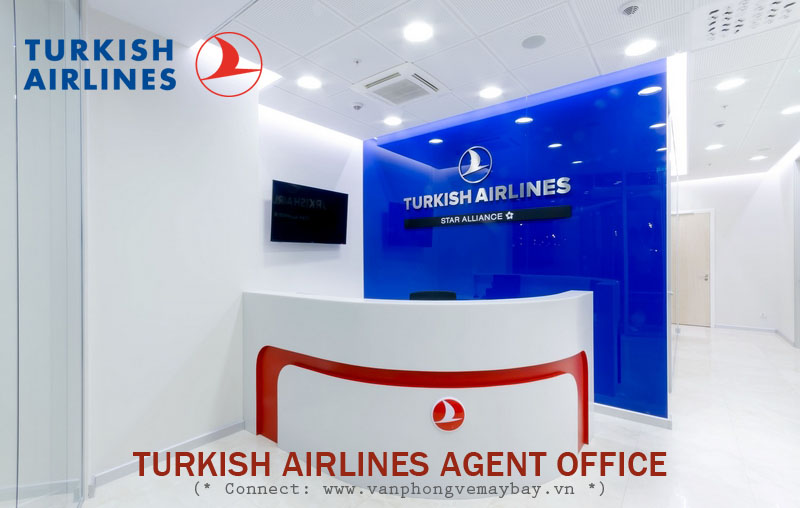 Văn phòng bán vé Turkish Airlines