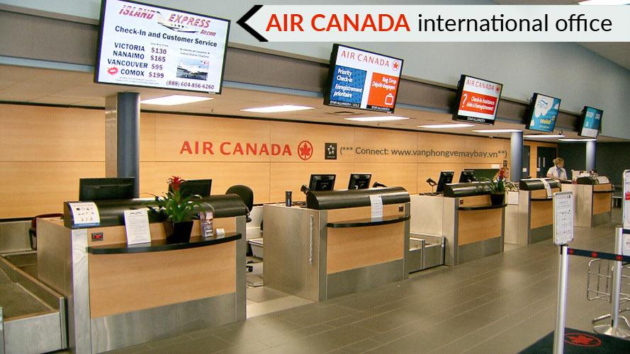 Văn phòng đại diện Air Canada