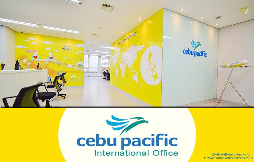 Văn phòng Cebu Pacific