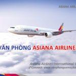 Văn phòng đại diện Asiana Airlines