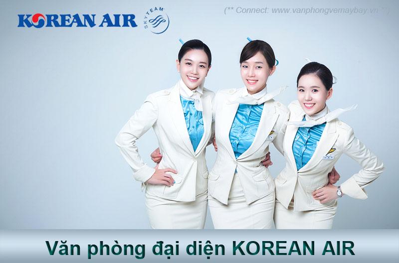 Văn phòng đại diện Korean Air