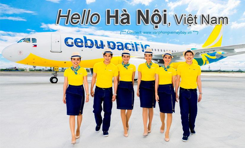Văn phòng Cebu Pacific tại Hà Nội