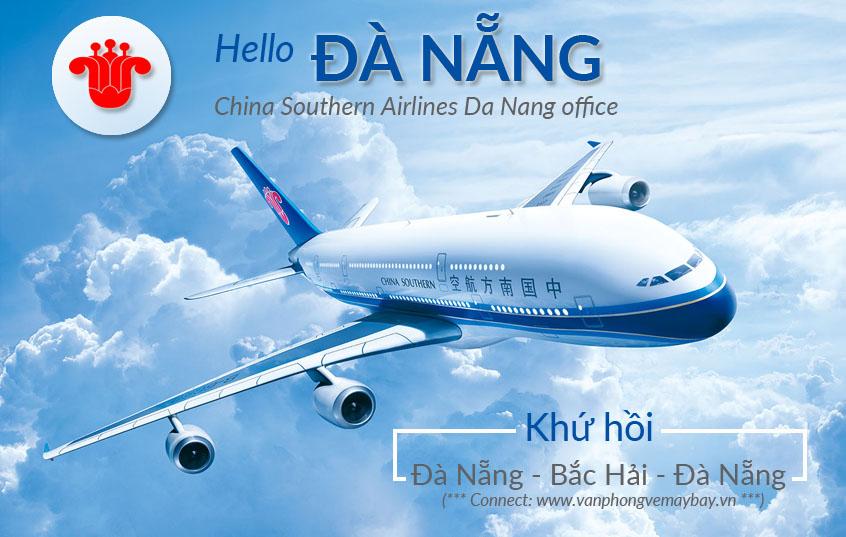 Văn phòng vé máy bay China Southern Airlines tại Đà Nẵng