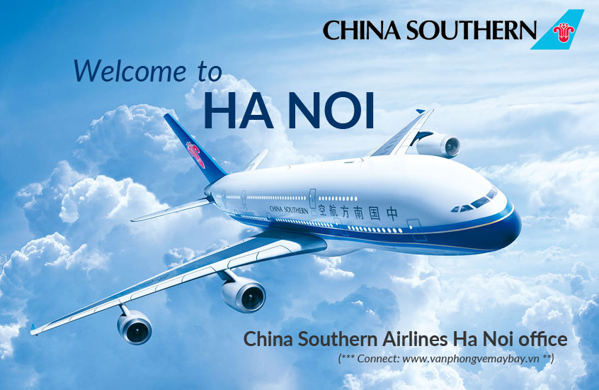 China Southern Airlines Ha Noi office