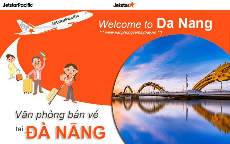 Văn phòng vé máy bay Jetstar Pacific tại Đà Nẵng