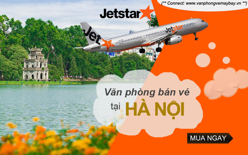 Van phong ban ve Jetstar Pacific Ha Noi