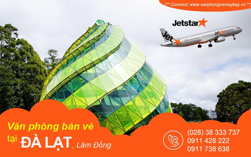 Văn phòng vé máy bay Jetstar Pacific tại Lâm Đồng