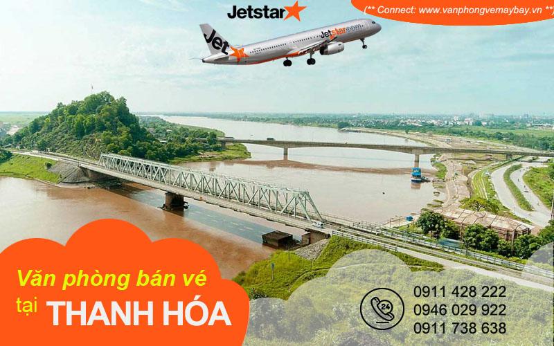 Van phong ve may bay Jetstar Pacific tai Thanh Hoa