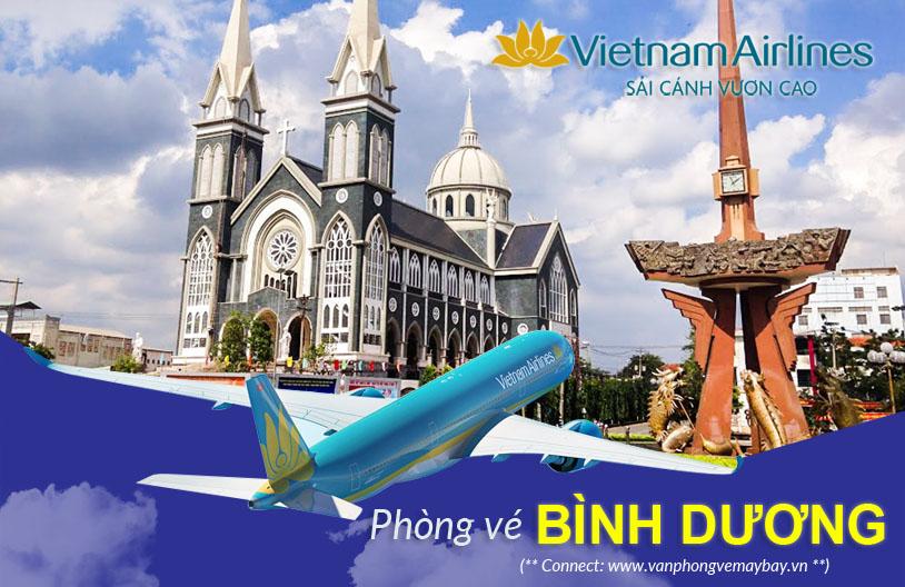 Vietnam Airlines Binh Duong office