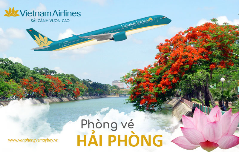Phong ve Vietnam Airlines Hai Phong