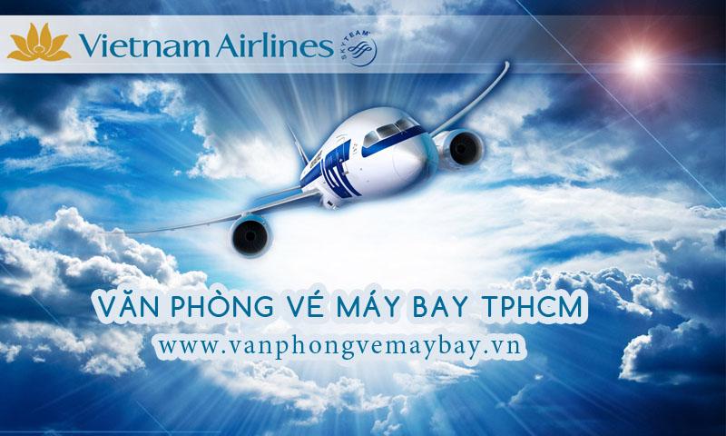 Văn phòng vé máy bay TP HCM