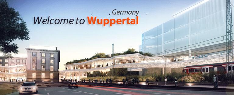 Vé máy bay đi Wuppertal giá rẻ