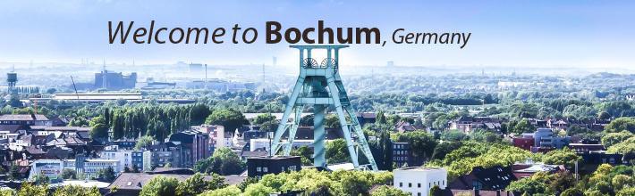 Vé máy bay đi Bochum