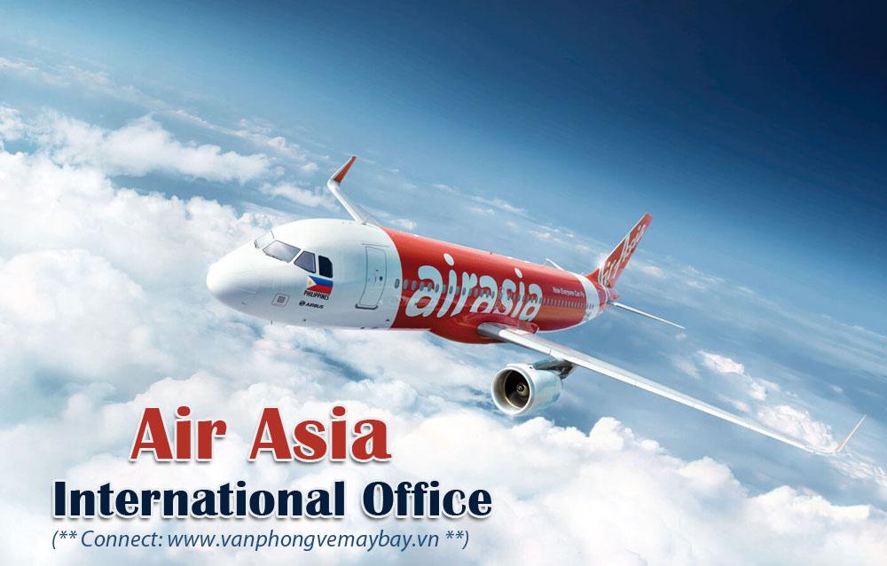 Văn phòng Air Asia toàn cầu