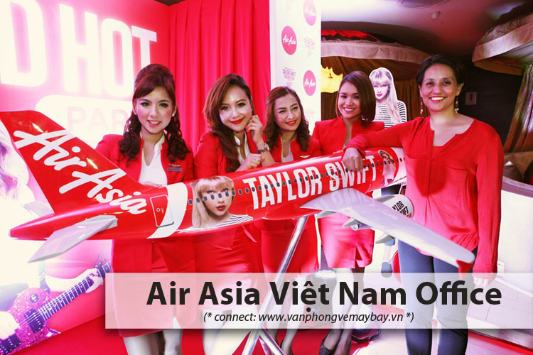 Air Asia Vietnam office