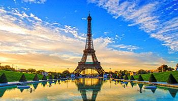 Vé đi Pháp