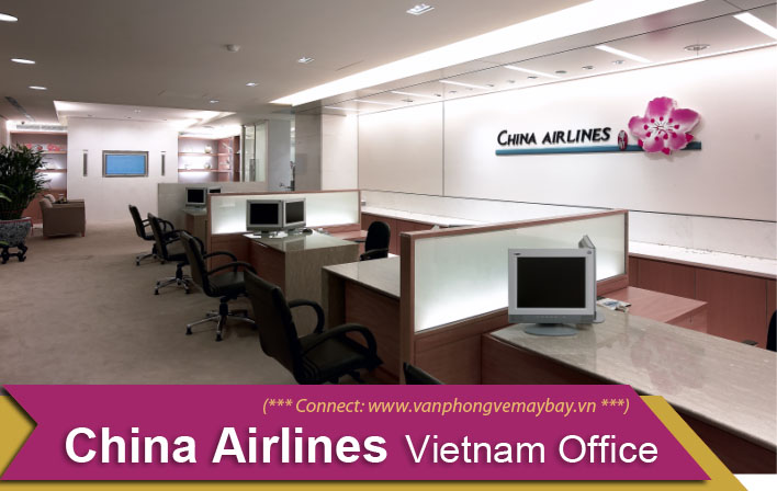 China Airlines Vietnam Office