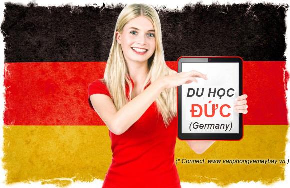 Đặt vé Du Học Đức
