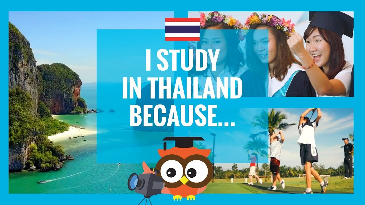 Đặt vé đi du học Thái Lan