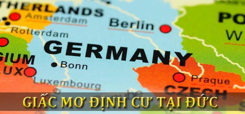 Định cư tại Đức