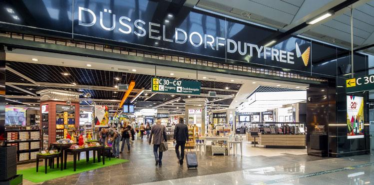 Sân bay Dusseldorf