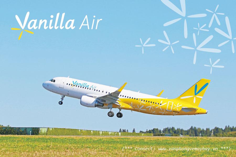 Hãng hàng không Vanilla Air